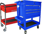 K TOOL Mobile Service Carts
