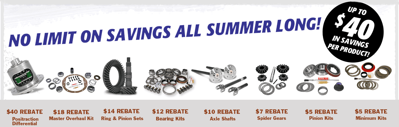 rockauto july newsletter early edition Radiator Parts Names rebate form