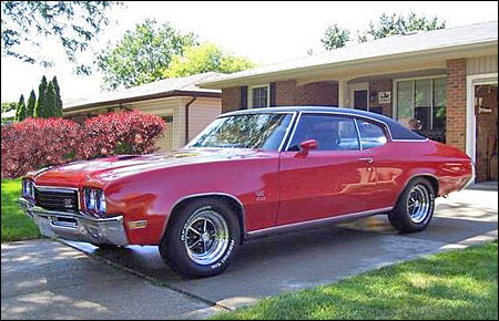 Gerry's 1972 Buick GS