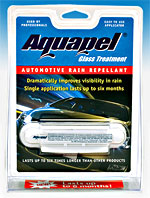 Find Aquapel under the Tools & Universal Parts tab in Wiper & Washer category